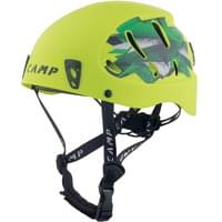 BU Ski Alpin CAMP CAMP ARMOUR LARGE LIME/GREEN 20 - Ekosport