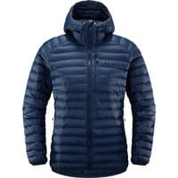 HAGLÖFS ESSENS MIMIC HOOD WOMEN TARN BLUE 19