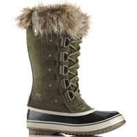 SOREL JOAN OF ARCTIC NORI DARK STONE 19