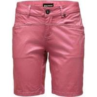 BLACK DIAMOND W RADHA SHORTS WILD ROSE 19