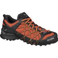 Chaussure randonnée SALEWA SALEWA MS WILDFIRE BLACK OUT/ORANGE POPSICLE 19 - Ekosport