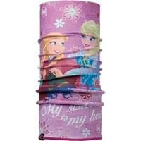 BUFF FROZEN CHILD POLAR SISTERS PINK MARDI GRAPE 19