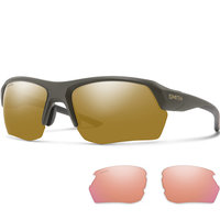 SMITH TEMPO MAX MATTE GRAVY POLARIZED BRONZE 19