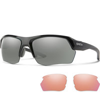 SMITH TEMPO MAX BLACK POLARIZED PLATINUM 19