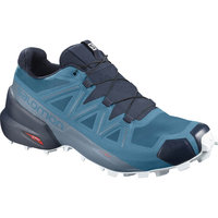 SALOMON SPEEDCROSS 5 FJORD BLUE/NAVY BLAZE 20