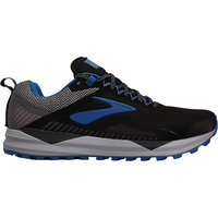 Technologie BROOKS BROOKS CASCADIA 14 GTX BLACK/GREY/BLUE 19 - Ekosport