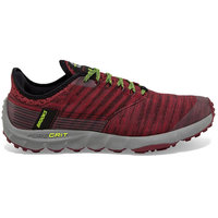 Trail - Running BROOKS BROOKS PUREGRIT 8 BIKING RED/RED/NIGHTLIFE 19 - Ekosport