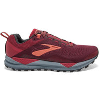 Trail - Running BROOKS BROOKS CASCADIA 14 W RUMBA RED/TEABERRY/CORAL 19 - Ekosport
