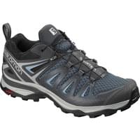 SALOMON X ULTRA 3 W STORMY WEATHER/EBONY/CASHMERE BLUE 19