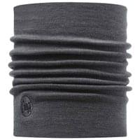 BUFF HEAVYWEIGHT MERINO WOOL THERMAL NECKWARMER BUFF GREY 20