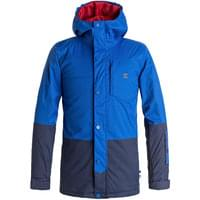 DC SHOES DEFY YOUTH JKT NAUTICAL BLUE 19