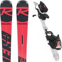 ROSSIGNOL HERO ELITE PLUS TI + NX 12 KONECT GW B80 BLACK ICON 20