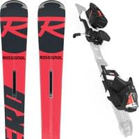 ROSSIGNOL HERO ELITE LT TI + NX 12 KONECT GW B80 BLACK ICON 20