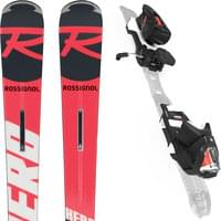 ROSSIGNOL HERO ELITE MT CA + NX 12 KONECT GW B80 BLACK ICON 20