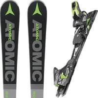 ATOMIC REDSTER X7 WB FT + E FT 12 GW BLACK/GREEN 20