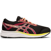 ASICS GEL EXCITE 6 GS JR BLACK/LASER PINK 19
