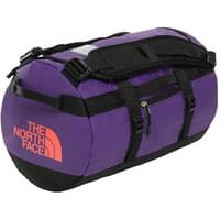 THE NORTH FACE BASE CAMP DUFFEL XS HERO PURPLE/TNF BLACK 19