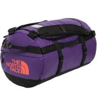THE NORTH FACE BASE CAMP DUFFEL S HERO PURPLE/TNF BLACK 19