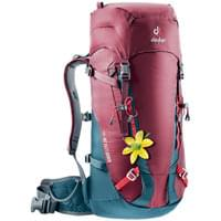 DEUTER GUIDE LITE 28 SL BORDEAUX/BLEU ARCTIQUE 19