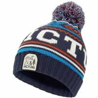 PICTURE DONNIE BEANIE DARK BLUE 20