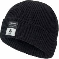 PICTURE WWF WORK BEANIE BLACK 20