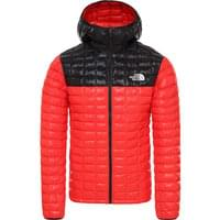 THE NORTH FACE M THERMOBALL ECO HD FIERY RED/TNF BLACK 20