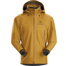Vêtement hiver ARC'TERYX ARC'TERYX BETA AR JKT MEN'S MIDNIGHT SUN 19 - Ekosport