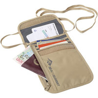SEA TO SUMMIT NECK WALLET 5 SAND 19
