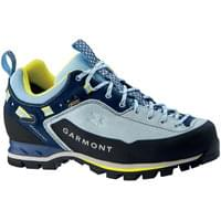 Chaussure randonnée GARMONT GARMONT DRAGONTAIL MNT GTX WMS LIGHT BLUE/LEMON 20 - Ekosport