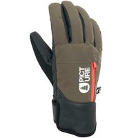 PICTURE MADISON GLOVES DARK ARMY GREEN 20