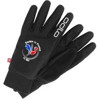 BU TEXTILE ODLO ODLO GANTS ELEMENT WARM FAN BLACK 21 - Ekosport