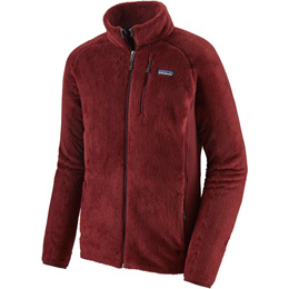 PATAGONIA M'S R2 JKT OXIDE RED 20