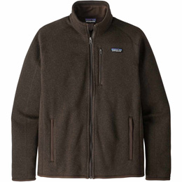 PATAGONIA M'S BETTER SWEATER JKT LOGWOOD BROWN 20