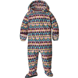 PATAGONIA INFANT MICRO D BUNTING CEDAR MESA: PLAINS GREEN 20