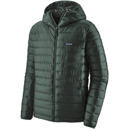 PATAGONIA M'S DOWN SWEATER HOODY CARBON 20