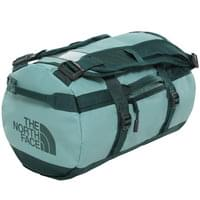 THE NORTH FACE BASE CAMP DUFFEL-XS TRELLIS GREEN/PONDEROSA GREEN 19