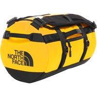 THE NORTH FACE BASE CAMP DUFFEL-XS SUMMIT GOLD/TNF BLACK 20