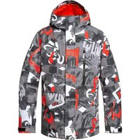 QUIKSILVER MISSION PRINTED JK POINCIANA GIANTFORCE 20