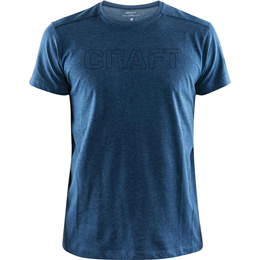 CRAFT DEFT T-SHIRT FITNESS-TRAINING NOX CHINE 19