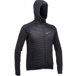BU Textile  RAIDLIGHT RAIDLIGHT ACTIV HYBRID JACKET BLACK 20 - Ekosport