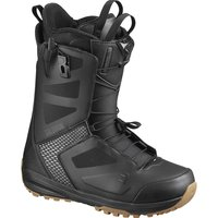 SALOMON DIALOGUE BLACK/BLACK/GRAY VIOLET 20