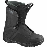 SALOMON TITAN BLACK/BLACK/GREEN GABLES 20