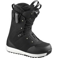 SALOMON IVY BLACK/BLACK/PALE LIME YELLOW 20