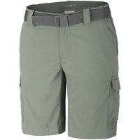 COLUMBIA SILVER RIDGE II CARGO SHORT CYPRESS 19
