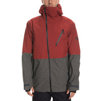686 MNS GLCR HYDRA THERMAGRAPH JKT RUSTY RED COLORBLOCK 20