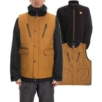 686 MNS SMARTY 4-IN-1 COMPLETE JKT GOLDEN BROWN 20