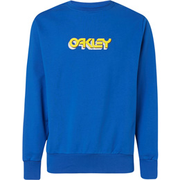 OAKLEY TRIDIMENSIONAL CREWNECK ELECTRIC SHADE 20