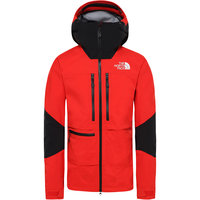 BU TEXTILE THE NORTH FACE THE NORTH FACE M L5 JKT FIERY RED/TNF BLACK 20 - Ekosport