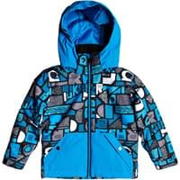 QUIKSILVER LITTLE MISSION KIDS JK LYONS CRUZING 20