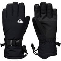 QUIKSILVER MISSION YOUTH GLOVE BLACK 20